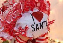 *o* Christmas *o* / Christmas, Holidays, Snow! Crafts and inspiration.