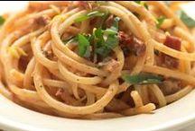 Receptek - Olasz kaják