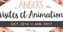 Brochures des Offices de tourisme d'Angers et sa région / Envie d'idées de sortie, d'une adresse de resto ou de présentation du territoire ? Retrouvez toutes les brochures des Offices de tourisme d'Angers et sa région.
