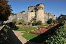 Châteaux d'Angers et sa région