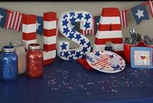 4th of July / Fun ideas, decorations, and more for Independence Day