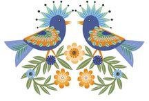 Oiseaux chéris