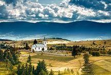 Places in Romania