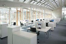 #Open Plan Inspiration / Open plan office inspiration