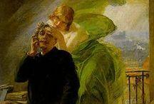 Inspiration: The Green Fairy's Enchantment / Absinthia.