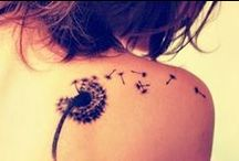 I love tattoos ♥