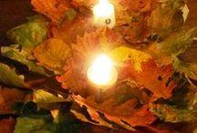 Wheel of the Year: Mabon/Autumn Equinox / Mabon festivities and celebrations.