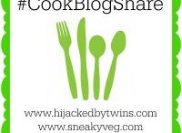 New #CookBlogShare / #CookBlogShare board is the home of all the delicious recipes that have been shared by the food blogging community.
