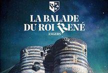 La Balade du Roi René / Nouvelle édition 2016, les samedis soirs du 23 juillet au 13 août. www.labaladeduroirene.fr
