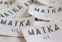 M A T K A / TIMELESS, ONE OF A KIND GARMENTS MADE OF HANDWOVEN NATURAL FIBERS.