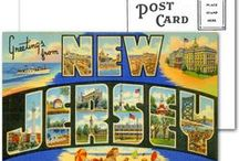 Postcards / The biggest collection of New Jersey postcards anywhere - only at TrueJersey.com!