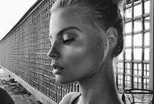 Magdalena Frąckowiak / Parisian chic