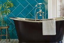 Lakberendezés - fürdő