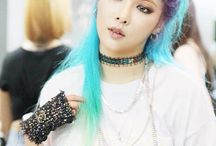 HYUNA ♪(´ε` ) {K-pop;4Minute} / THIS ONE'S FOR YOU THERESA