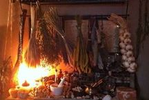 Hearth and Home: Witches Kitchen / Kitchen planning