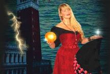 VENICE and WITCHCRAFT * Evva Lena di Reirossi: BOSZORKÁNY VOLTAM VELENCÉBEN / VENICE and WITCHCRAFT - Evva Lena di Reirossi: Witch was in Venice *