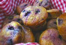 Vegan Breakfast: Muffins