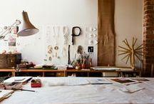 desk creative world