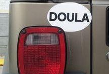I SPY A DOULA / DOULAS EVERYWHERE!
