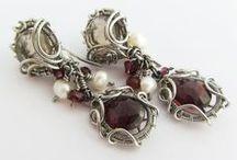 *Earrings  / Handmade