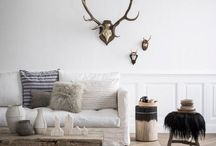 Home Sweet Home / Home decorating ideas