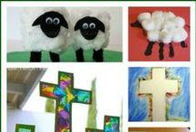 Sunday School Activities & Crafts