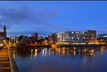 Queen's Wharf, Hammersmith W6 / Queen's Wharf is a stunning new development in Hammersmith, London W6, of 165 studio, 1, 2, and 3 bedroom residences, by Mount Anvil and Fabrica.