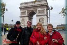 HUNGARIAN SYBIL'S IN PARIS * Remembering mlle Lenormand * Esoteric Tour / Éva Ilona royal sybilla and oracles Dariussa, Giuditta, Mira in Paris * Follow-up