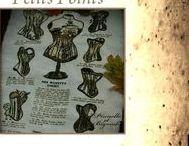 .............   Petits Points   ............. / Broderie traditionnelle . Point de Tige . Peinture à l'aiguille  Grilles . Lettres à broder . abécédaire . sample . point de croix