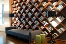 Beautiful Bookstores / Książki w domu, księgarnie, biblioteki, kawiarnie pełne książek!
