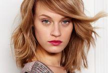 HAIR Color inspiratie blond / Inspirerende voorbeelden van haarkleuringen in blond teinten