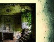 Des  abandonnés... / Des Lieux... Des Objets... Des textures...