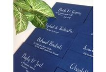 T-Leaf Collections Calligraphy
