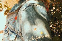 Denim Daze / Blue jean babes