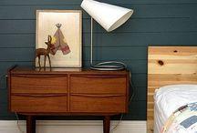 modern interiors inspired 50s / nowoczesne wnętrza inspirowane stylem lat 50-tych
