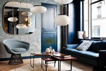 Hotels interiors / my favorite hotels interiors, spectacular designs