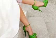 Nature green wedding