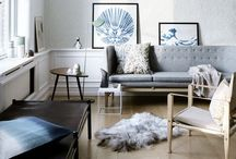 White Grey House / Inspiration