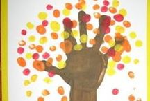 Fall Activities / Ideas and books for fall