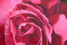The color of roses...