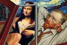 Mona Lisa, Alexey Kondakov / Classical Painting