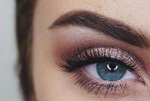 ~Make-up~ / inspiratie en ideeën voor verschillende make-up looks of delen daarvan