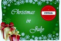 SPS Team Christmas in July Weekend Blitz
