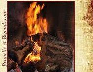 .... Le Bois et la Flamme ....