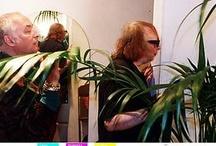 """Max Heymans (1918-1997) / Max Heymans (Arnhem, 7 september 1918 - Amsterdam, 20 september 1997) was een Nederlands couturier. Hij wordt gerekend tot de grootsten onder de Nederlandse couturiers. Een uitspraak van hem was: """"Als alle vrouwen die een broek dragen zichzelf van achteren konden zien, zou de helft minder broeken verkocht worden"""". De Max Heymans-ring is een oeuvreprijs die naar hem is vernoemd."""