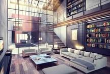 Arquitectura, interiores