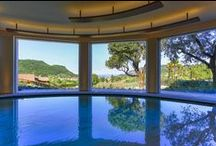 Wellness in Lake Garda / Poiano La Spa, modern and cosy, with a wonderful view of Lake Garda, it's a haven of calm and serenity where the aesthetic tradition blends with modern technology to make each treatment a unique experience.
