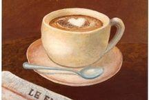 Koffie anders val ek om!