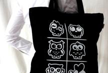 Kangaskassit // Tote bags