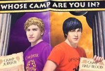 Percy Jackson Series / All things PJ and the Olympians and HOO / by Abhi T.
